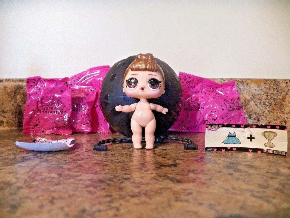LOL Surprise Glam Glitter Surprise L.O.L Dolls Brand New /& Authentic
