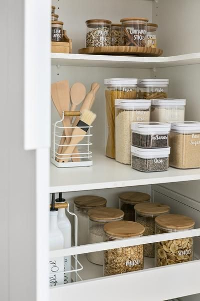 Home Organisation Labels & Storage Solutions | Little Label Co #homedeco
