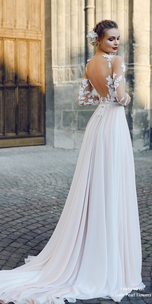 Pin By Aguayo Antoinette On Wedding Dress Backless Wedding Dress Backless Wedding Wedding Dresses