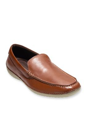 b02812ee411 Cole Haan Men s Moto Grand Venetian Loafer - Brown - 10.5M ...
