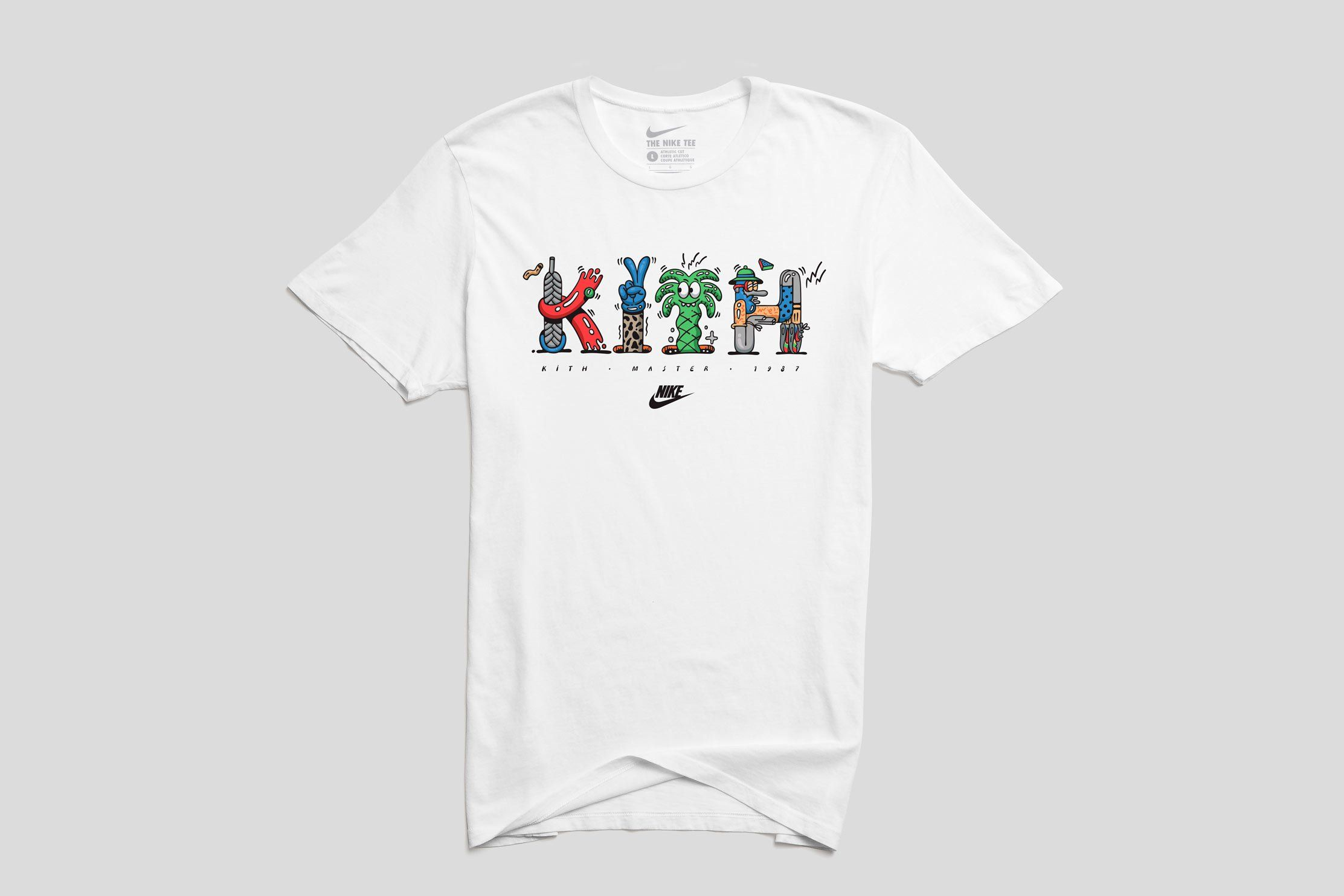 fast delivery good out x pretty cheap A Closer Look at the KITH x Steven Harrington x Nike ...