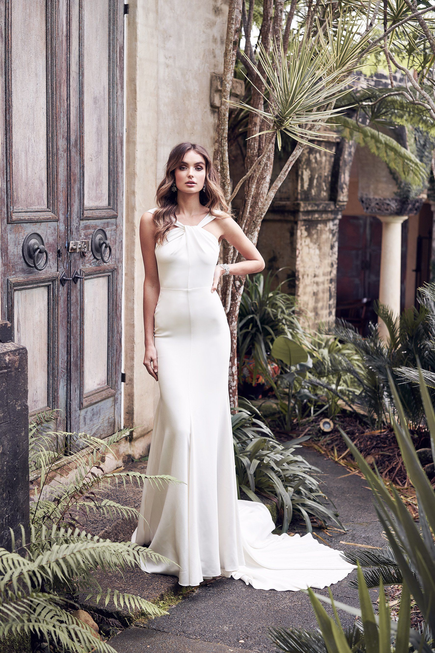 Anna campbell wanderlust wedding realwedding realbride bride