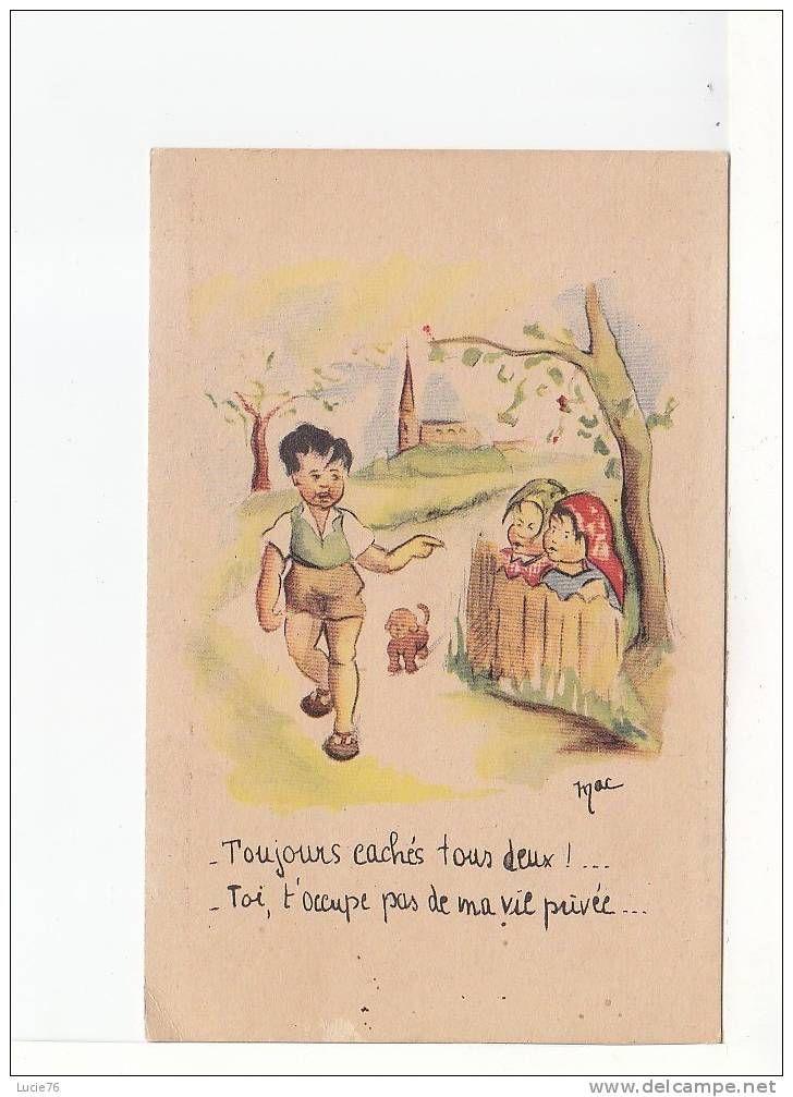 Cartes Postales / enfants dessin - Delcampe.fr | Carte postale, Cartes, Postale