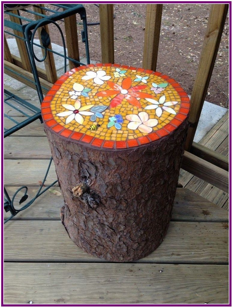 28+ Creative DIY Mosaic Garden Projects