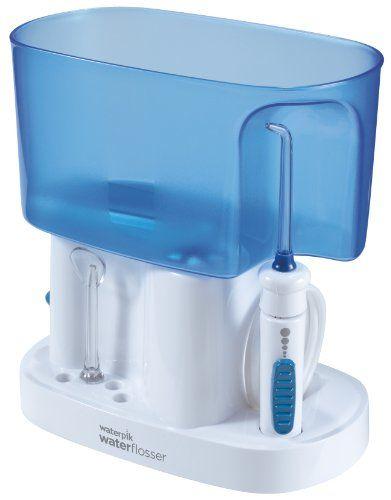 Waterpik Wp 60w Personal Dental Water Jet System Waterpik Water Flosser Dental Water Jets Waterpik