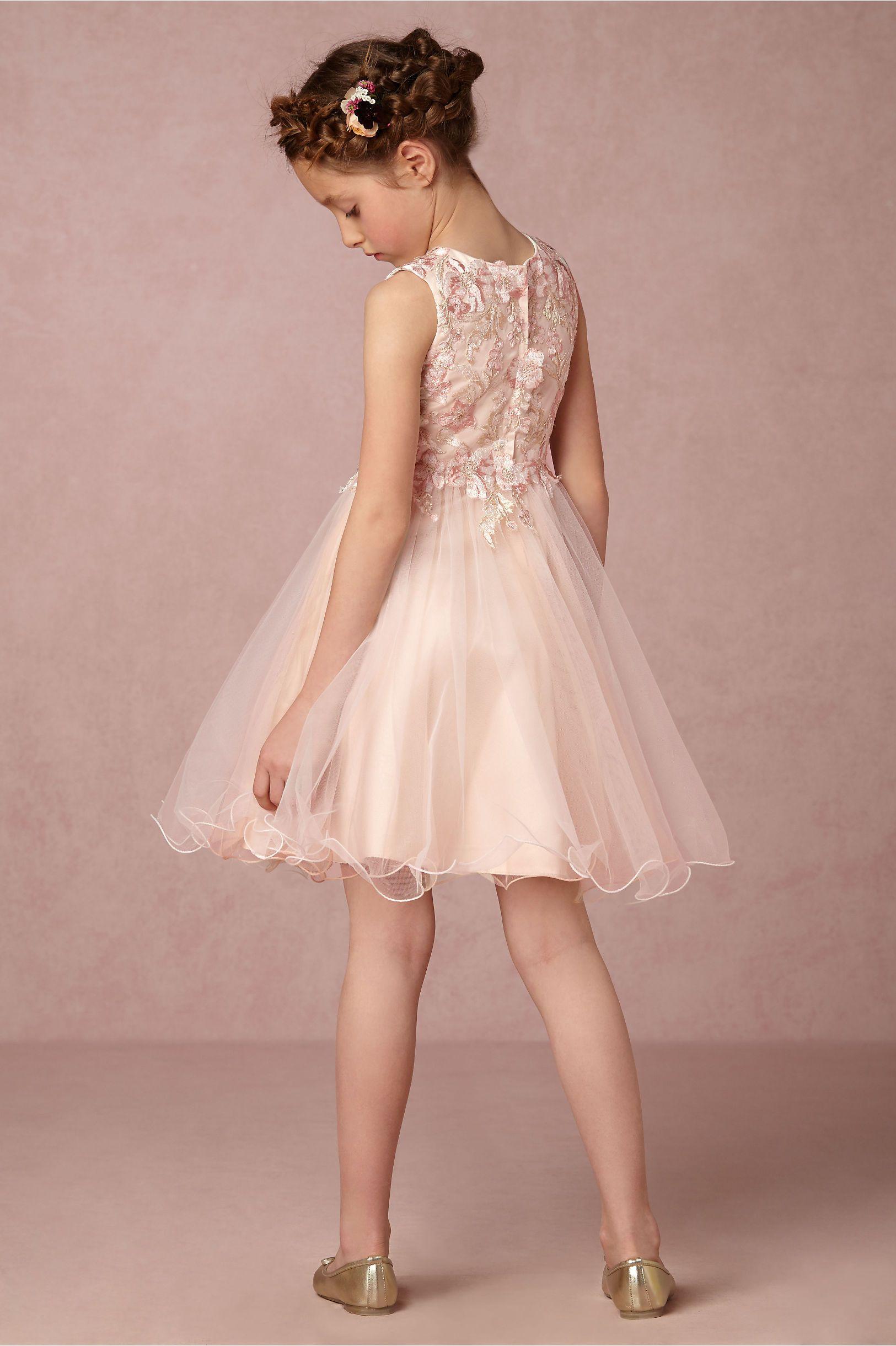 Hilda Flower Girl Dress from BHLDN | Flower Girls & Ring Bearers ...