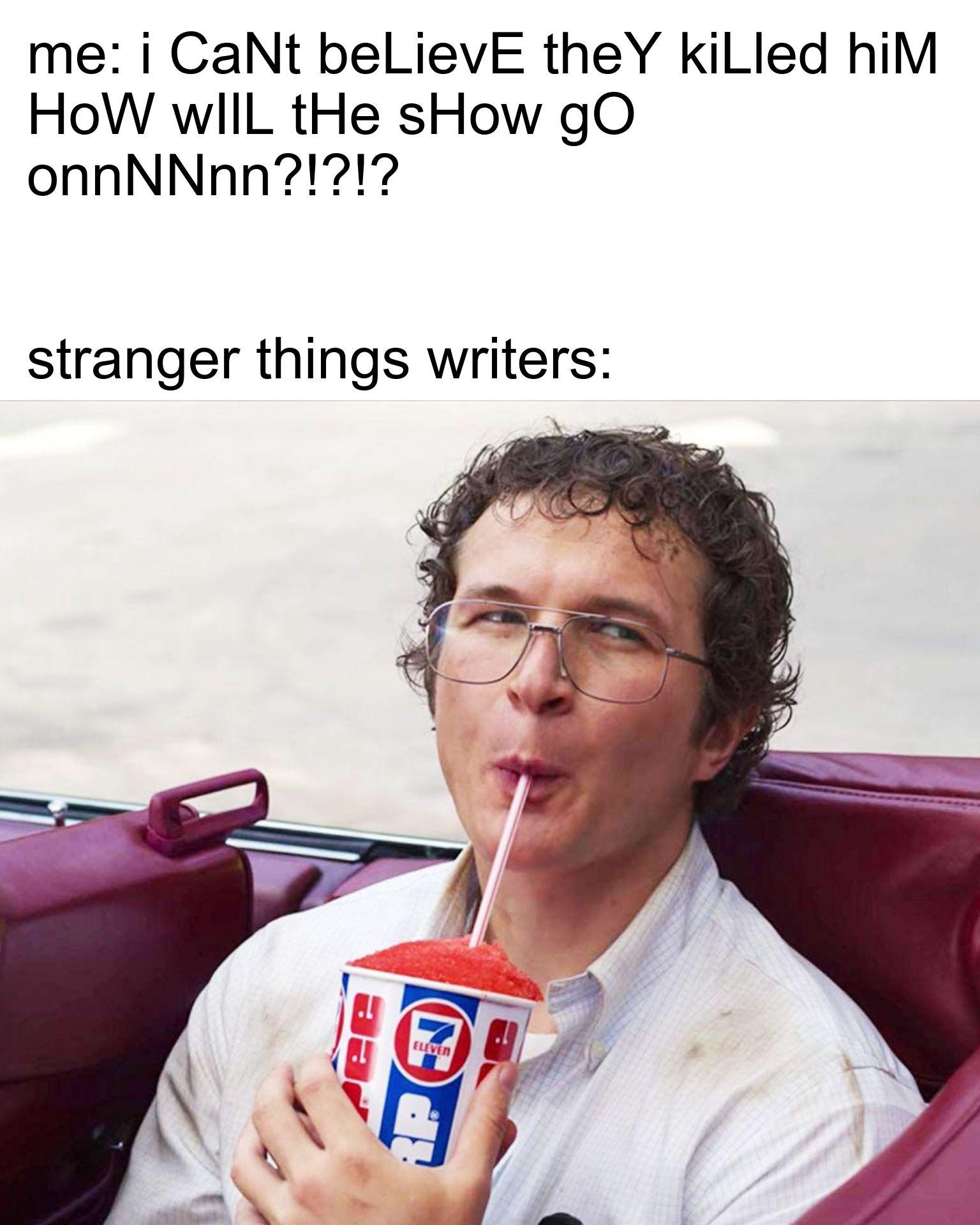 Download Meme Generator Blank Png Gif Base Memes Stranger Stranger Things