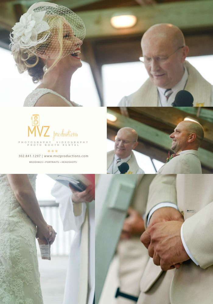 Mvzproductions Maryland Wedding Photographer Ceremony Write Your Own Vows