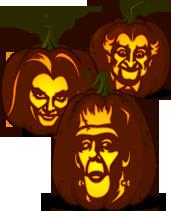 Fall on pinterest pumpkin stencil pumpkin carvings and for Vampire teeth pumpkin stencils