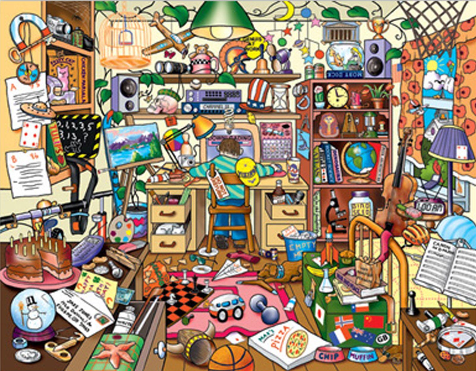 Messy Living Room Clipart Google Search La Casa Room Clutter