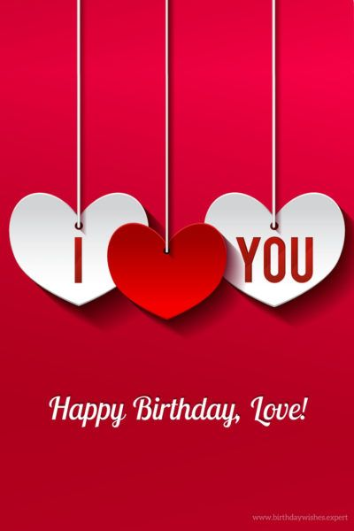 My Most Precious Feelings | Unique Romantic Birthday Wishes for my Lover | Romantic birthday wishes, Birthday wishes for love, Happy birthday my love
