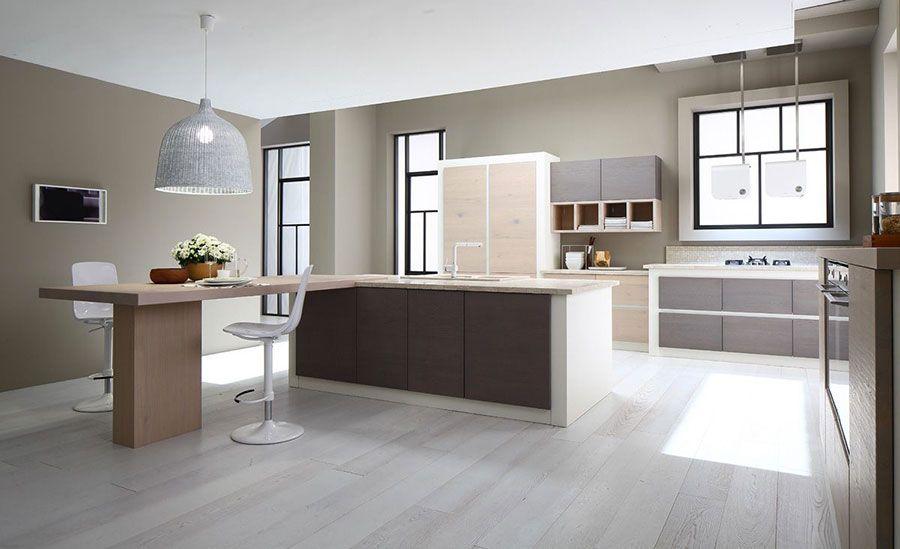 50 Foto di Cucine in Muratura Moderne | Cucine | Cucina in ...