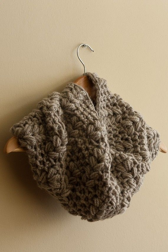 CROCHET PATTERN instant download - Viking Eternity Cowl - large ...