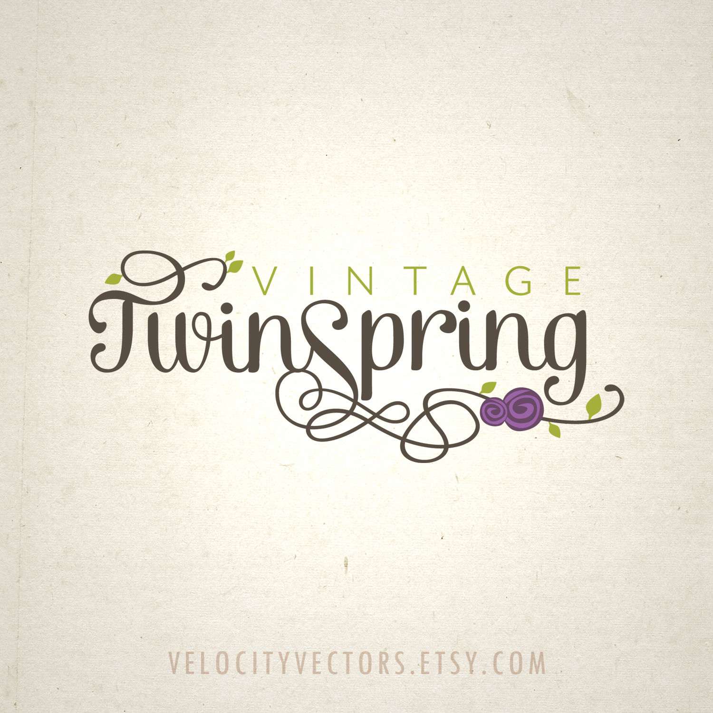 Twin Spring Vintage Logo
