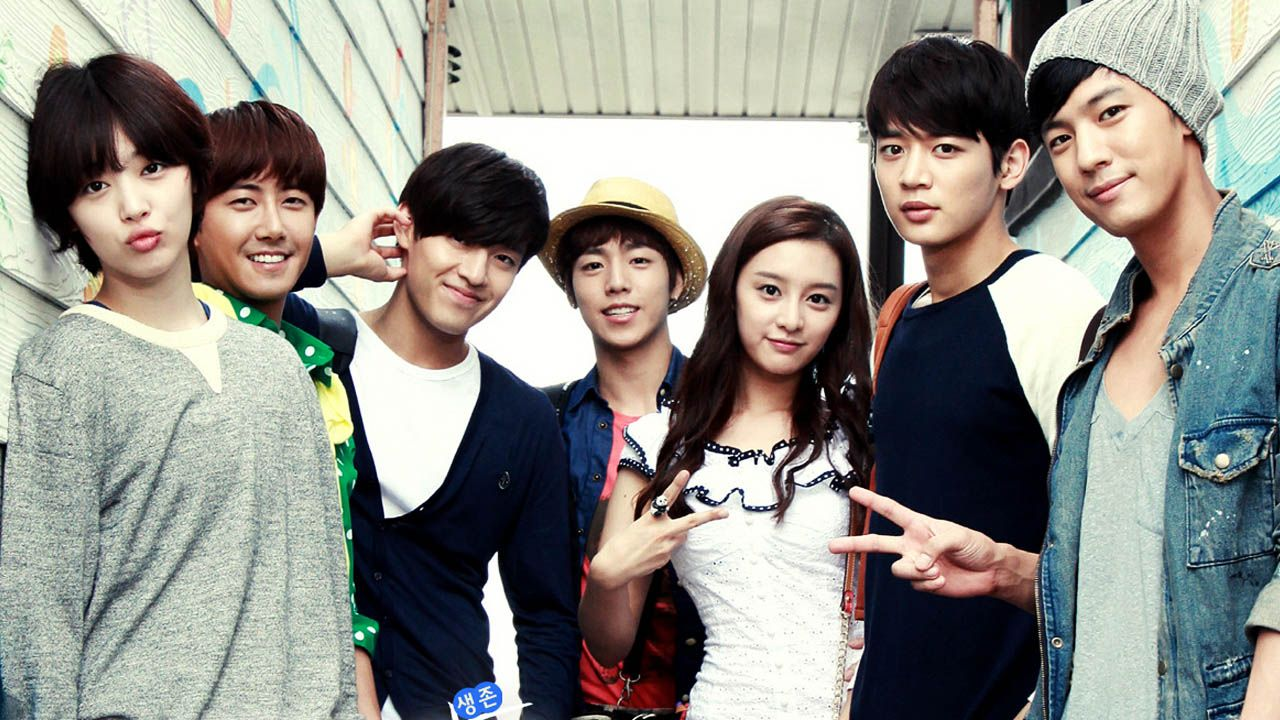 Image result for to the beautiful you cast