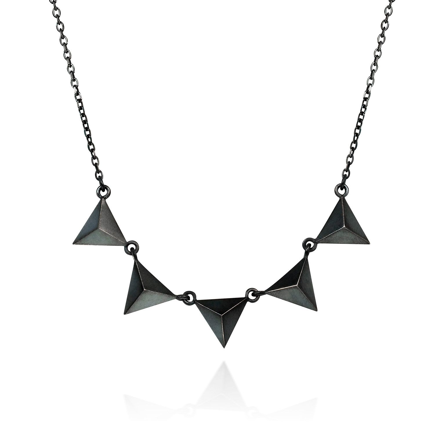 necklace square downtown cut products gemour york black kiera new ny