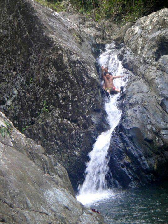 Tinaja River, Fajardo, Puerto Rico