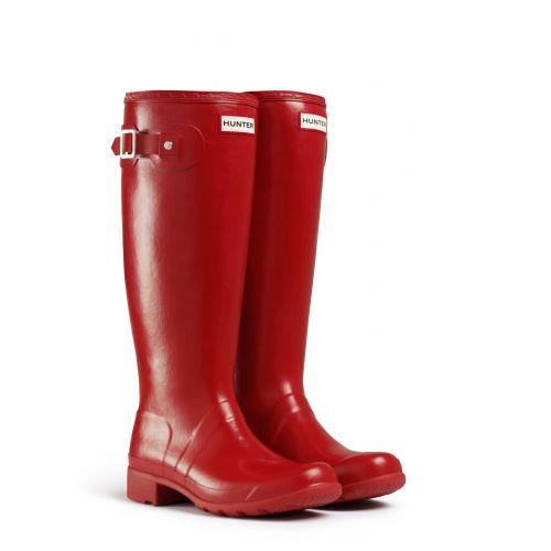 mejor sitio web 81e35 54472 Hoy he visto las Hunter rojas en El Corte Ingles, 130€ de ...