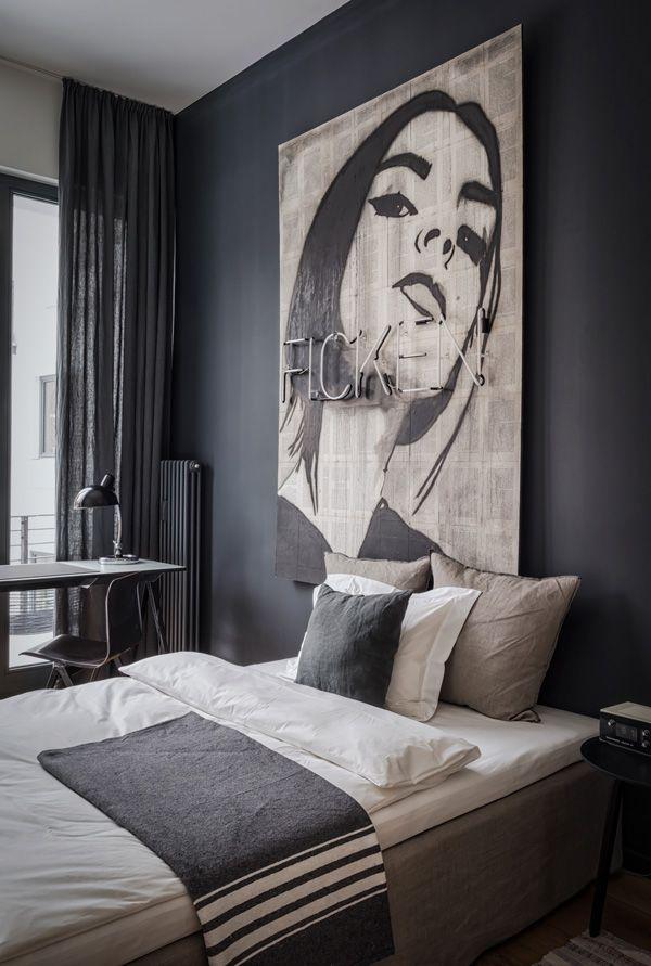 INTERIORS CRUSH | Eerste appartement | Pinterest - Mannen ...