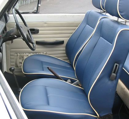 navy blue car interior google search getaways pinterest. Black Bedroom Furniture Sets. Home Design Ideas