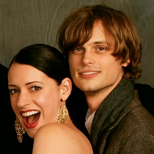 spencer's face and prentis's face just makes a really dirty picture.....