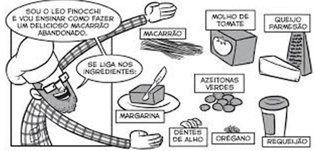 Guia culinário do falido