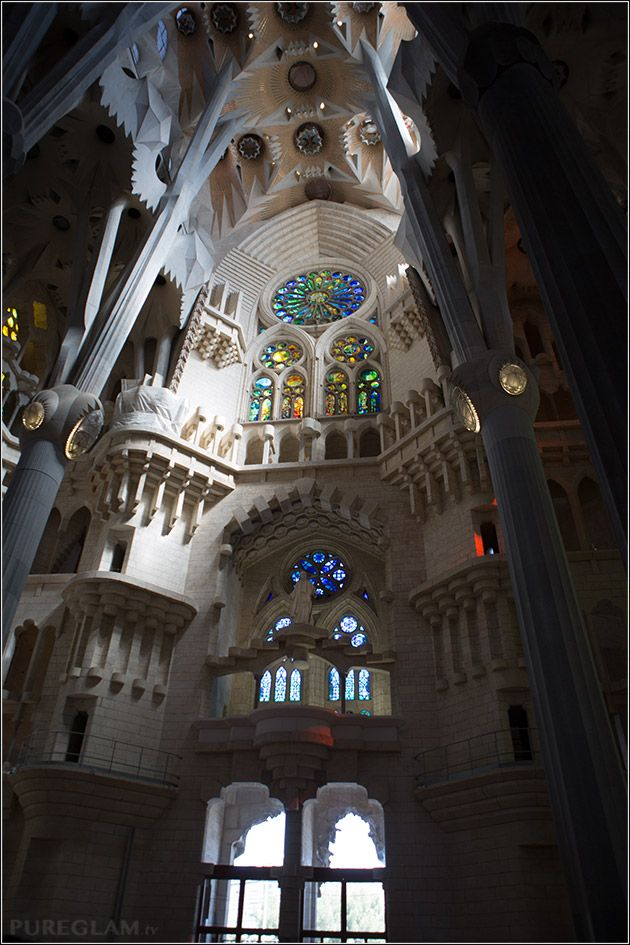 Sagrada Família – UNESCO Weltkulturerbe von Antoni Gaudi
