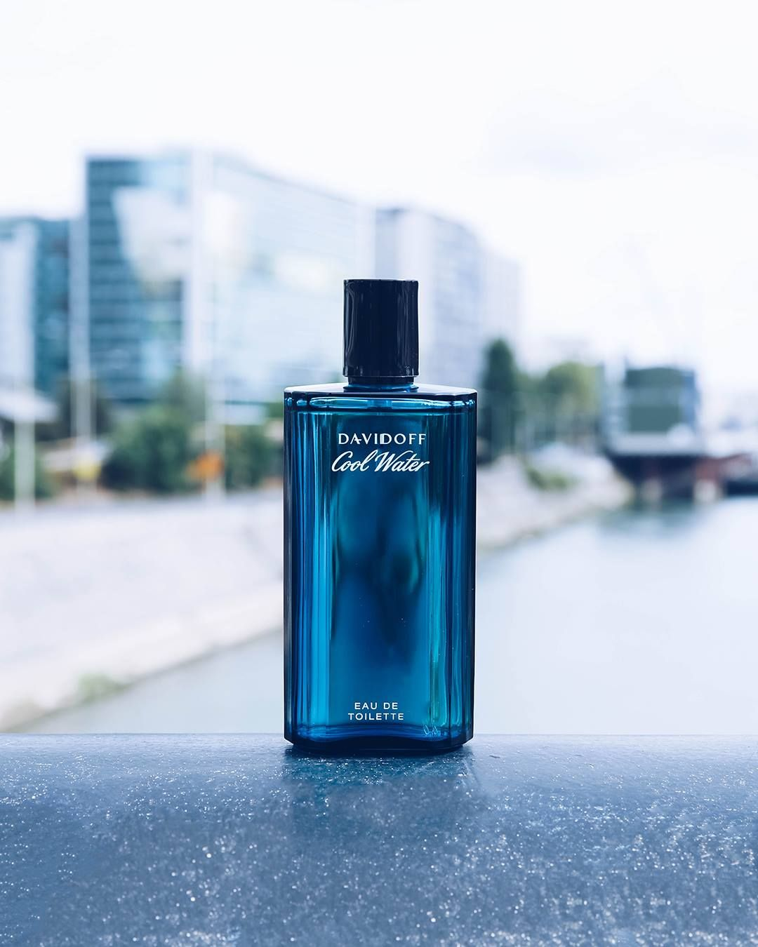 Get Up And See Things Differently With Davidoff Cool Water