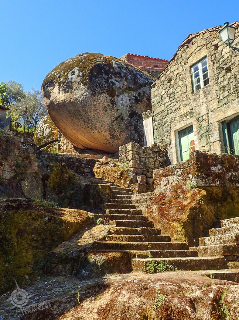 Monsanto, Portugal: A Town Built on Boulders