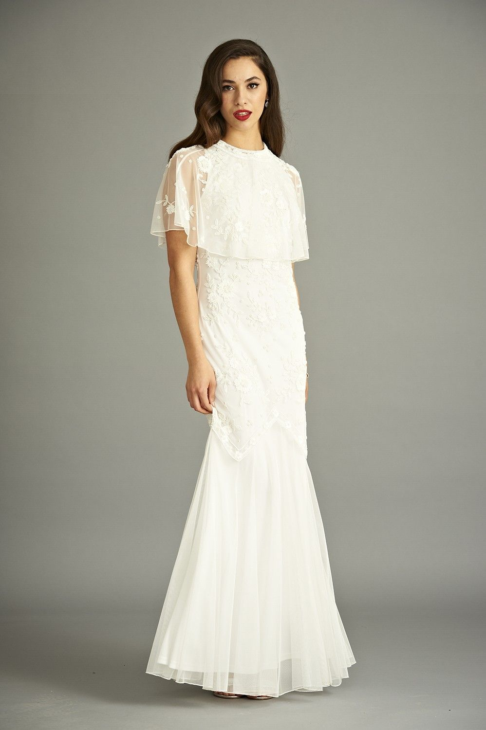 Bia Sequin Maxi, Beautiful white dress for weddings | AW17 ...