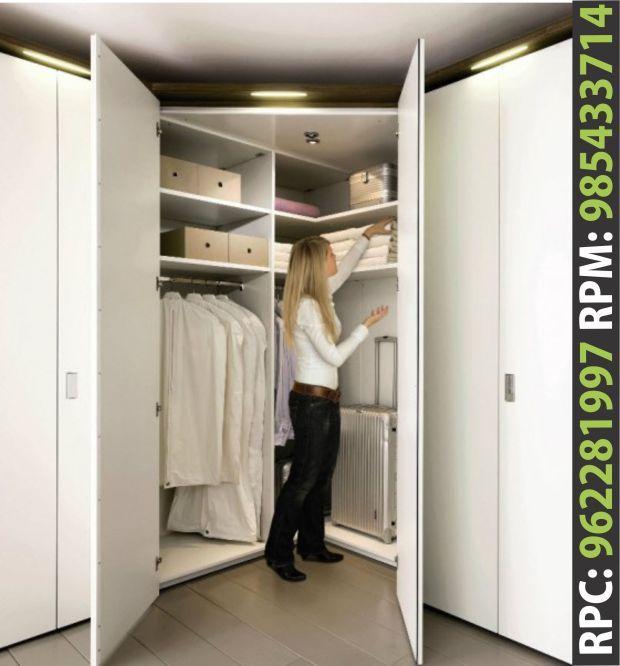 Roperos closet para espacios mivivienda ideas para el for Closet para espacios pequenos