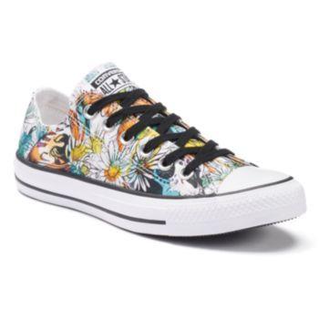 2ab8568fa36 Women s Converse Chuck Taylor All-Star Daisy Print Sneakers