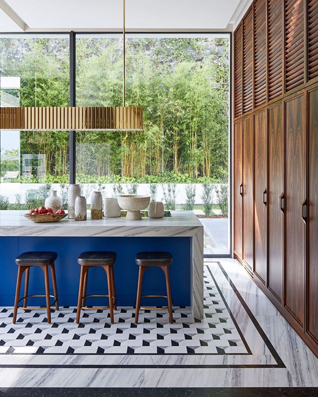 "Architectural Digest on Instagram: ""This family house was designed to"
