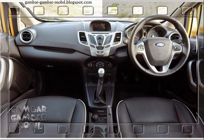 Gambar Mobil Ford Fiesta Dengan Gambar Mobil Gambar Ford