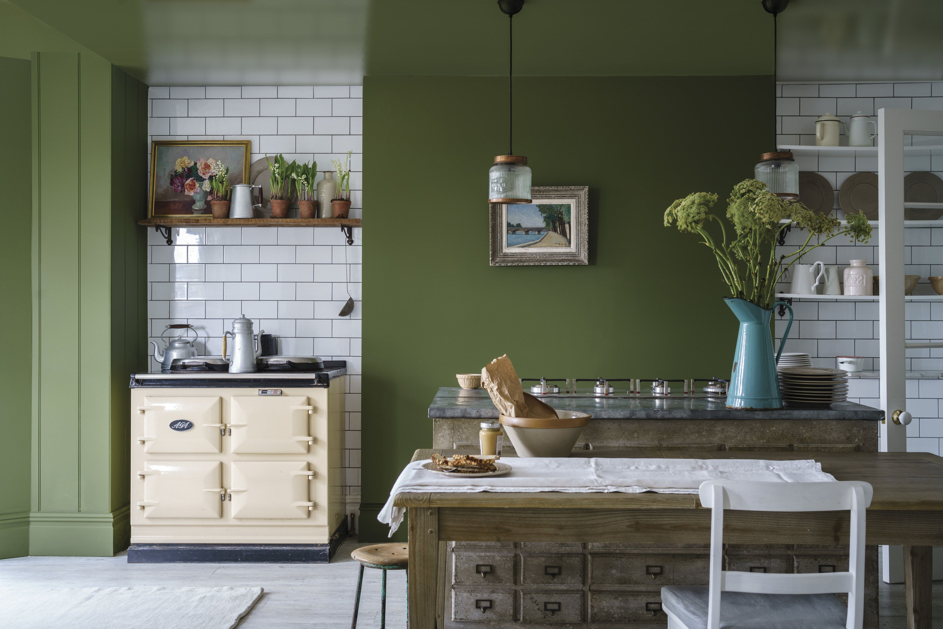 Best New Farrow And Ball Paint Colors September 2018 Kitchens 400 x 300