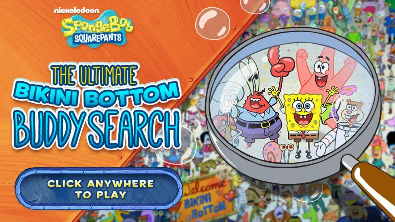 SpongeBob SquarePantsThe Ultimate Bikini Bottom Buddy