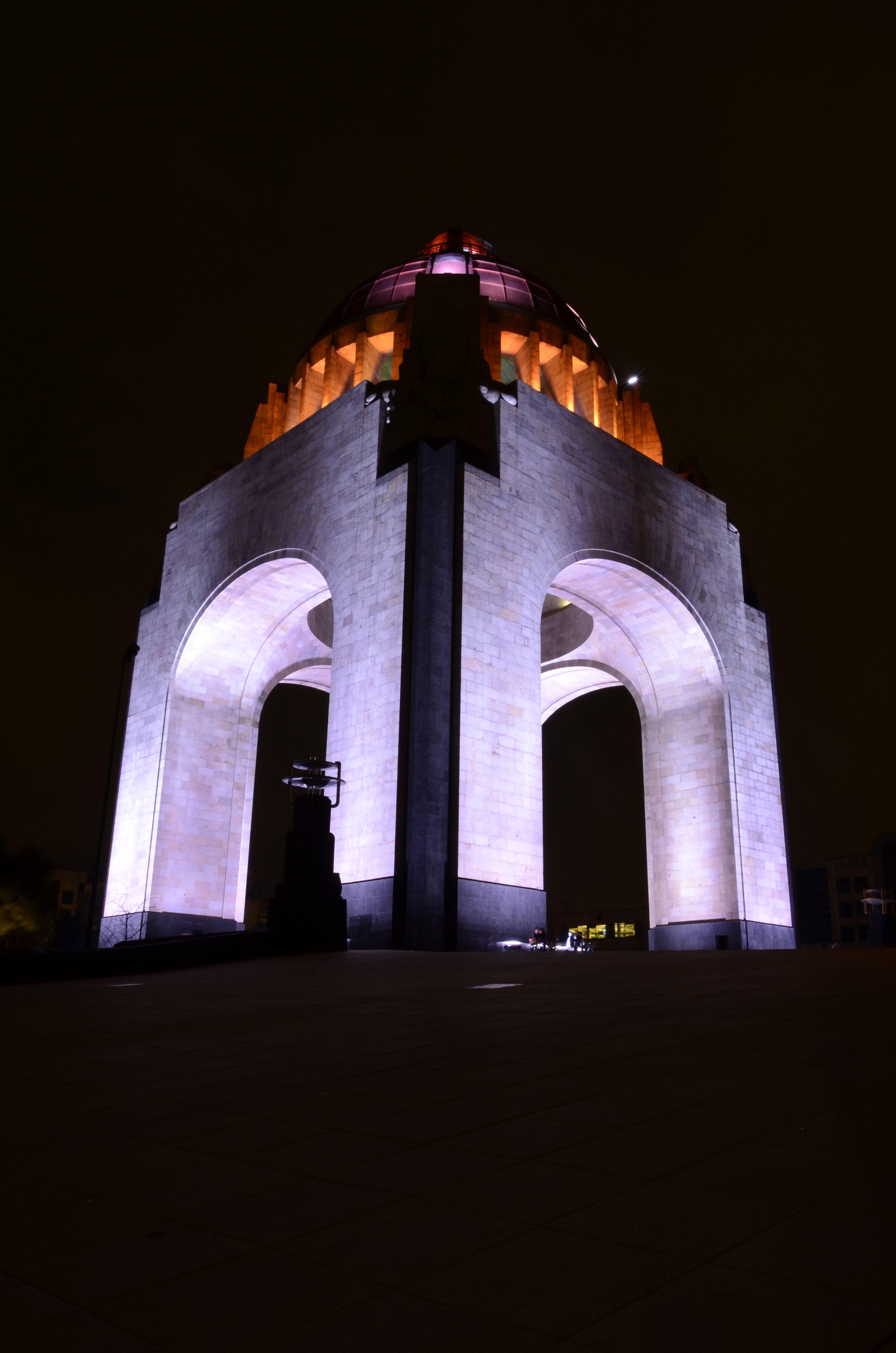 Monumento A La Revolucion Monumentos