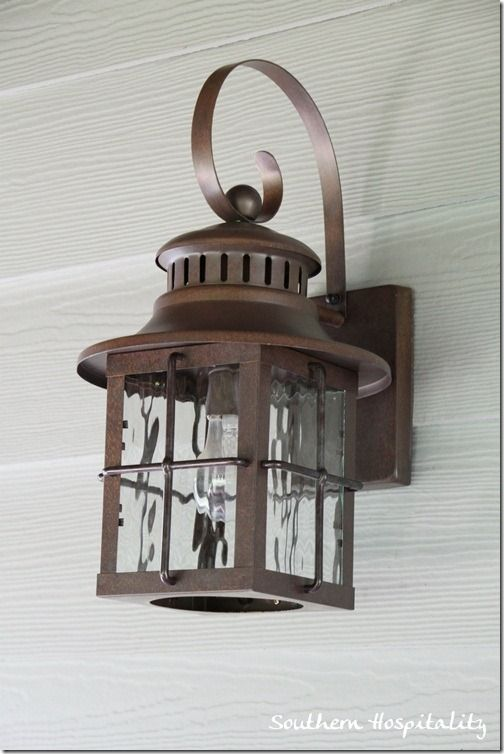 Outdoor Curb Appeal Lowes 100 Giveaway Outdoor Light Fixtures