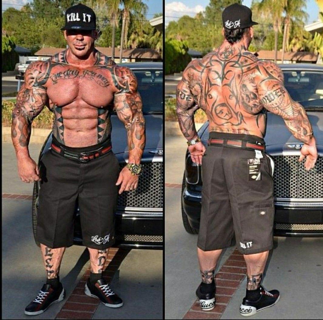 Rich Piana Natural Bodybuilding Bodybuilding Motivation