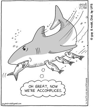 Symbiotic Relationship With The Shark Biology Pinterest