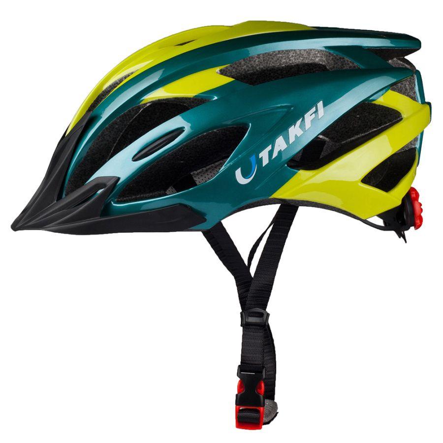 2017 Mountain Mtb Bicycle Helmet Visor Eps Pc Integrally Molded