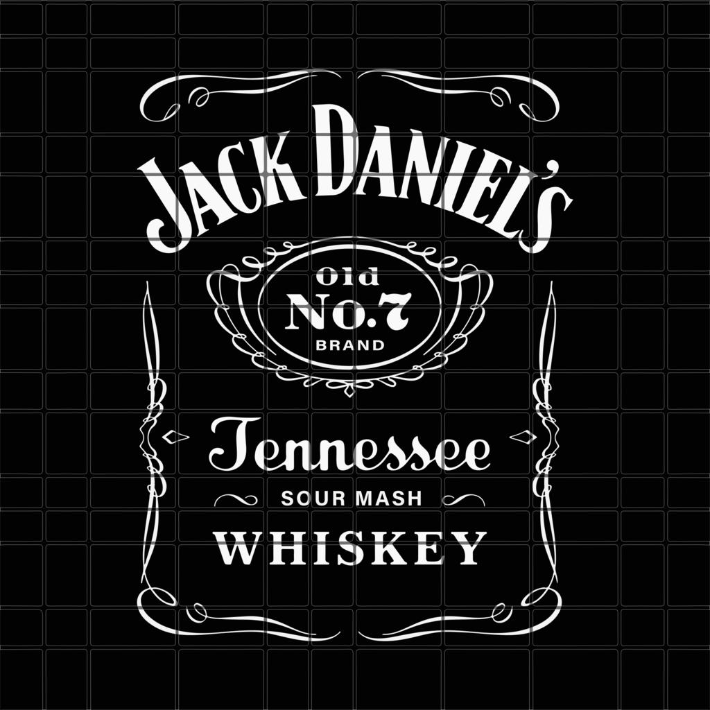 Jack Daniel S Svg Dxf Eps Png Instant Download Jack Daniel Svg Instant Download