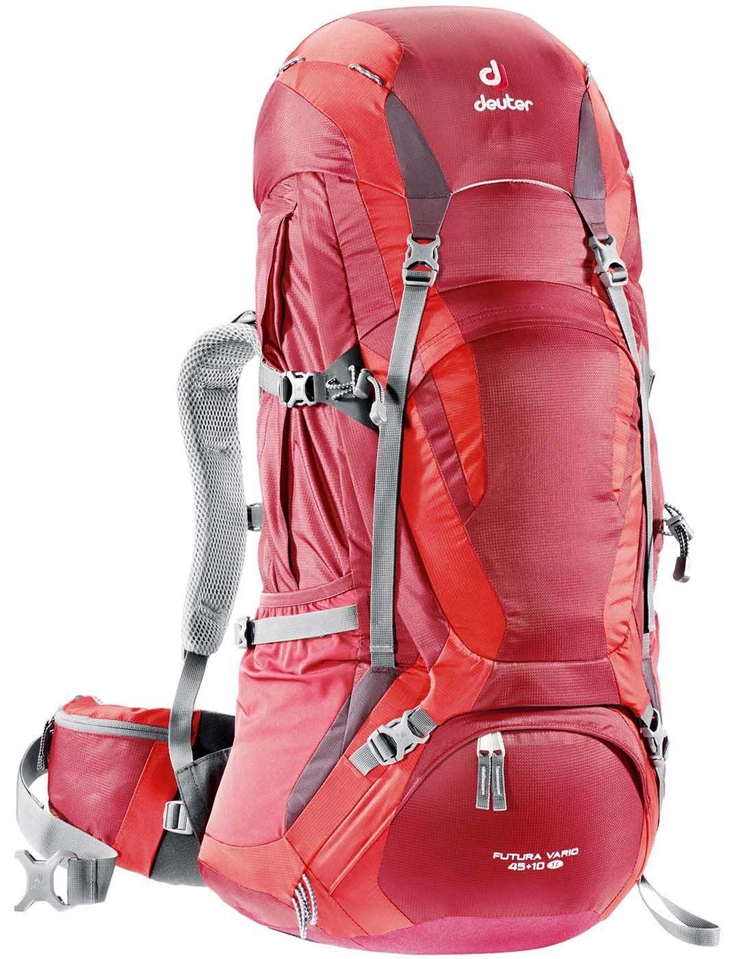 adf01f5c91 Deuter Futura Vario 45 + 10 SL Women's | backpacks | Hiking backpack ...