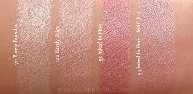 Review Swatches Maybelline Color Tattoo Metal 24hr Cream Gel Eyeshadow Maybelline Color Tattoo Maybelline Color Gel Eyeshadow