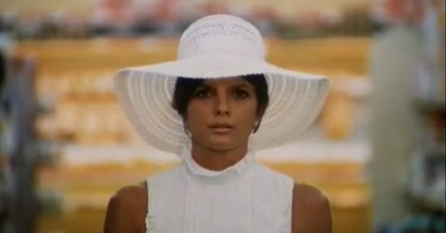 Katherine Ross. As a perfect wife. The Stepford Wives. '75