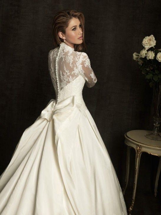 via tienda de vestidos de novias - espana http://www