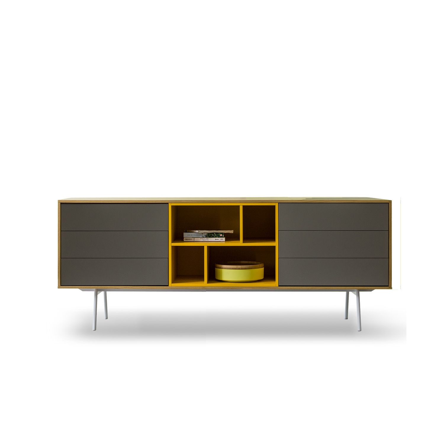 Contemporary Designer Sideboard Light Modern By Dall