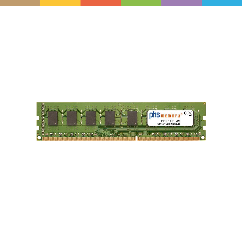 PHS-memory 2GB RAM Speicher für Fujitsu ESPRIMO P1510 (D2415) DDR3 UDIMM 1066MHz, RAM