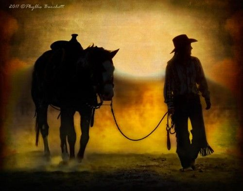 The movie Rango was based around the old western style of living. This photo encompasses the feel of the dusty roads and lone cowboys. The light is a broken up by the dust being scattered in the air and the light changes color in the process. The light is a warm orange color that is coming from the sun and creates a calming atmosphere.