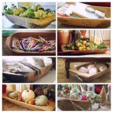 Mamaw's dough bowl ideas